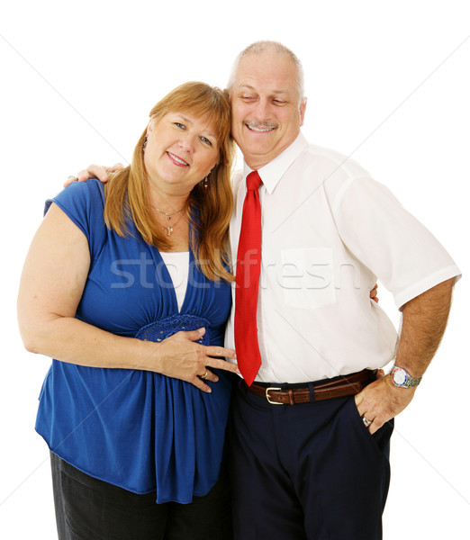 Mature Couple Together Stock photo © lisafx