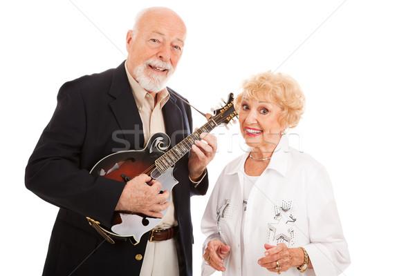 Senior Performers Stock photo © lisafx