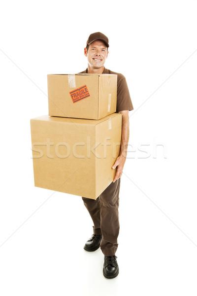Photo stock: Fort · lourd · cases