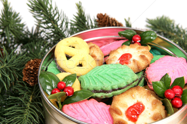 Cookies Under the Tree Stock photo © lisafx