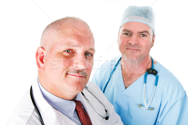 Medical Team of Doctors Stock photo © lisafx