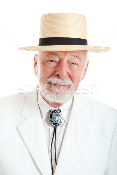 Handsome Southern Gentleman Stock photo © lisafx