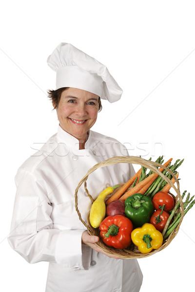 Chef Series - Natures Bounty Stock photo © lisafx