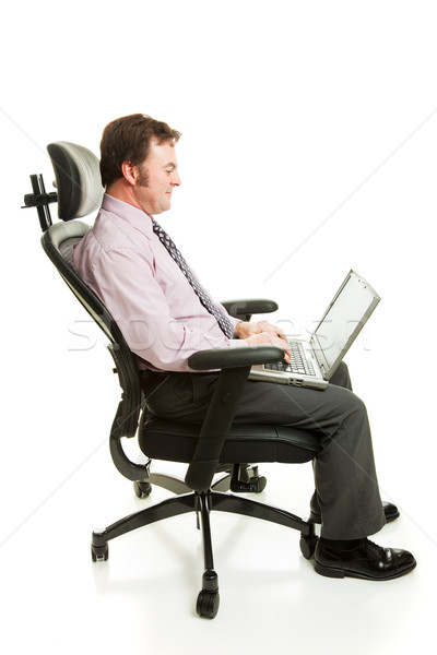 Workplace Ergonomics Stock photo © lisafx