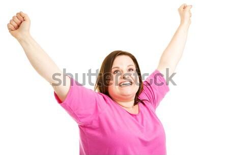 Stock photo: Ecstatic