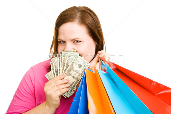 The Smell of Success Stock photo © lisafx