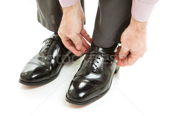Expensive Mens Shoes Stock photo © lisafx
