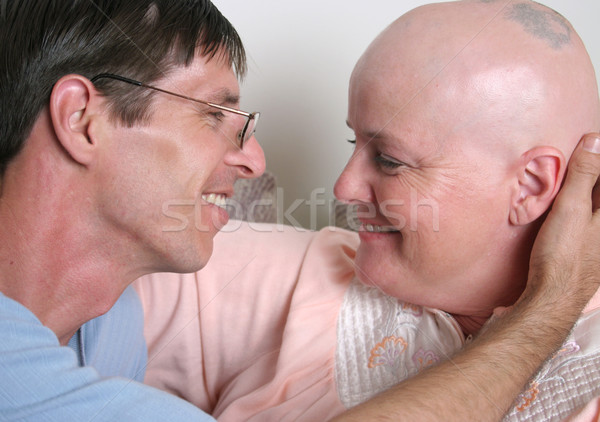 Stock photo: Loving Touch