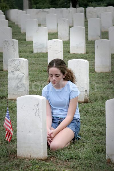 Casualties of War 2 Stock photo © lisafx
