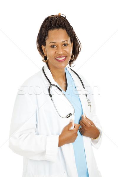 Female Physician Stock photo © lisafx