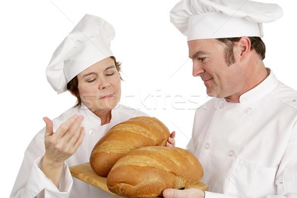 Chef School - Evaluation Stock photo © lisafx