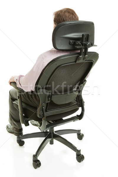 Office Ergonomics Stock photo © lisafx