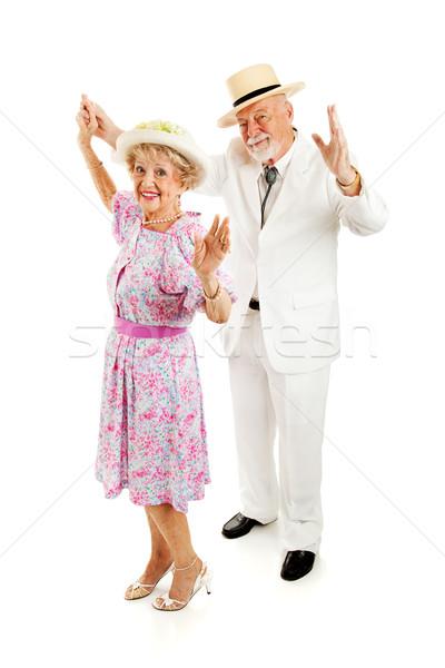 южный Dance вместе красивой Сток-фото © lisafx