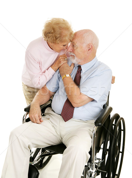 愛 献身 愛する 妻 ストックフォト © lisafx