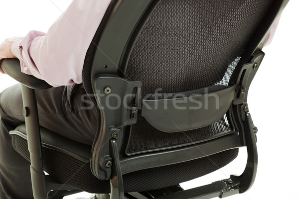 Ergonomic Chair - Lumber Support Stock photo © lisafx
