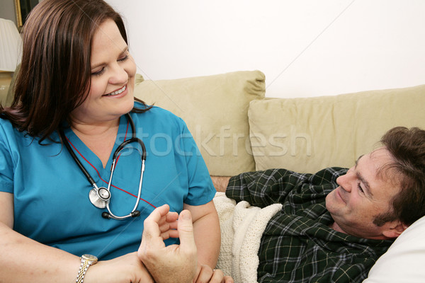 Home Health Care Stock photo © lisafx