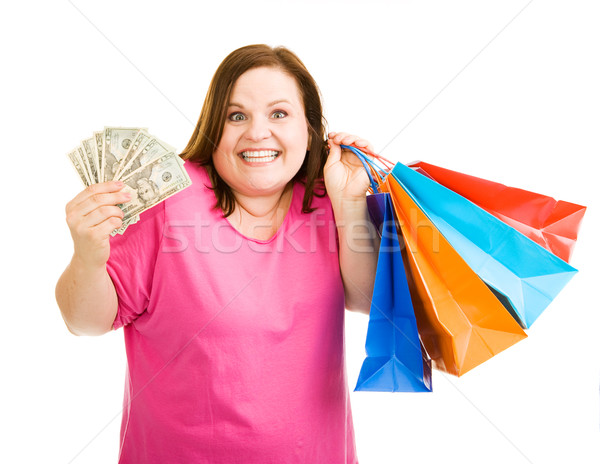 Shopping Spree Stock photo © lisafx