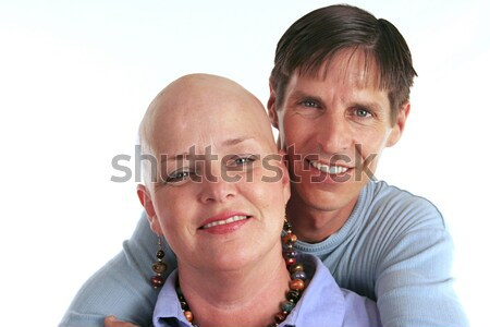 Fighting Cancer Together Stock photo © lisafx