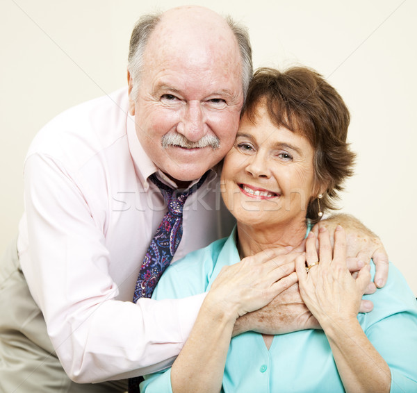 Baby Boomers In Love Stock photo © lisafx