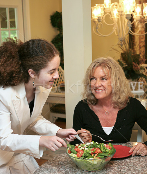 Healthy Eating Together Stock photo © lisafx