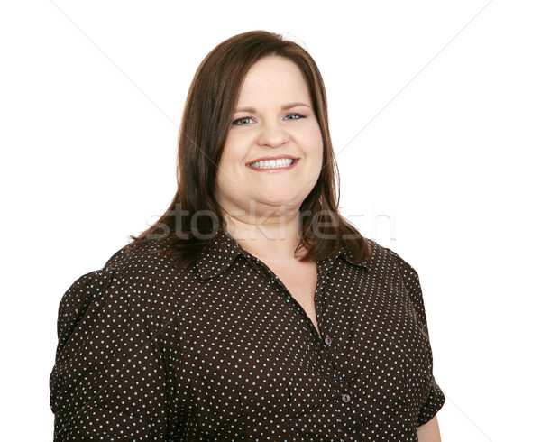 Plus-Sized & Pretty Stock photo © lisafx