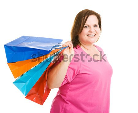 Shopping Fun Stock photo © lisafx