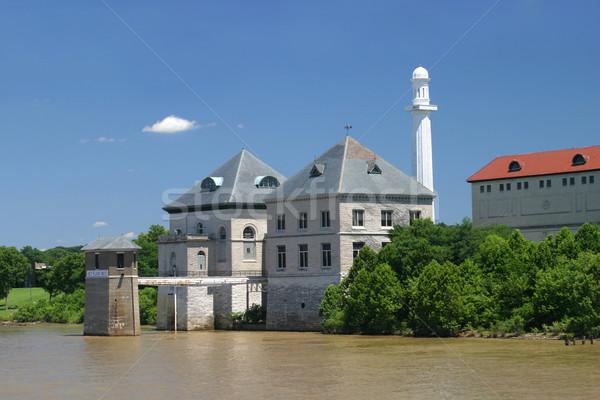 Louisville Water Treatment Plant Stock photo © lisafx