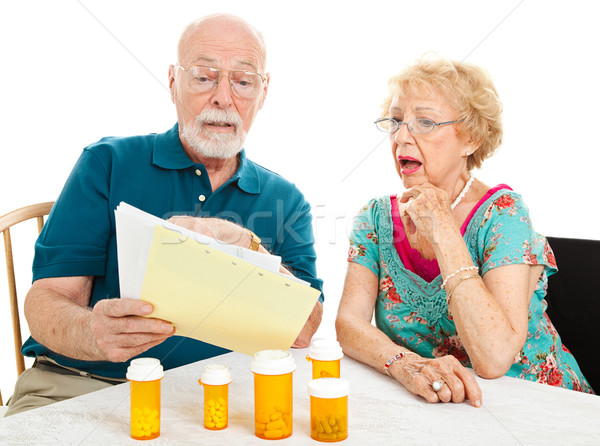 Shocking Cost of Medical Care Stock photo © lisafx