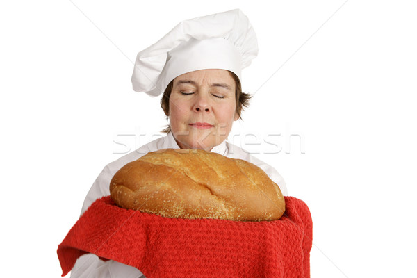 Chef Series - Aroma of Bread Stock photo © lisafx