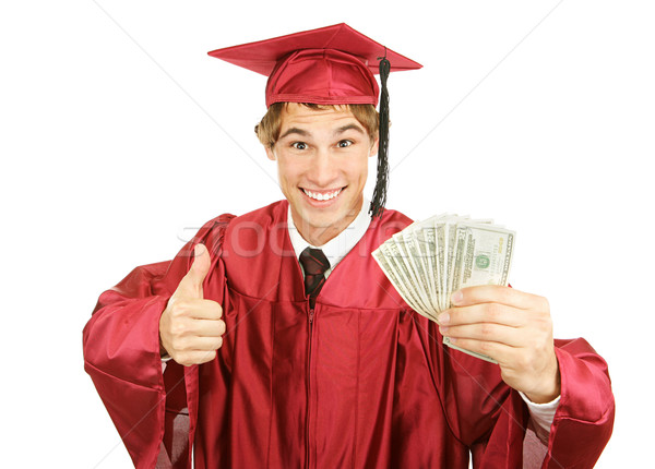 Cash for College Stock photo © lisafx