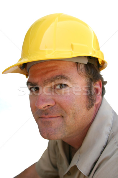Repairman With Bad News Stock photo © lisafx