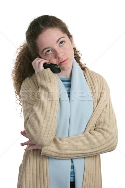 Opinion Young teen cell phone facial