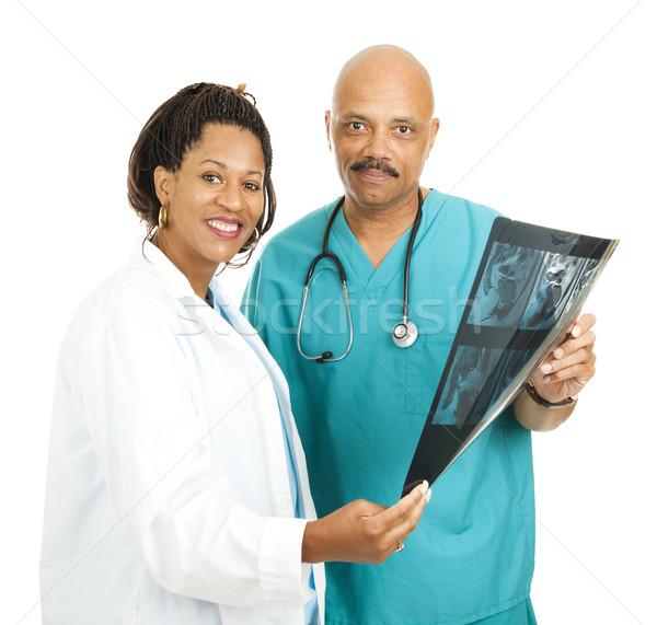 Compassionate Doctors Stock photo © lisafx