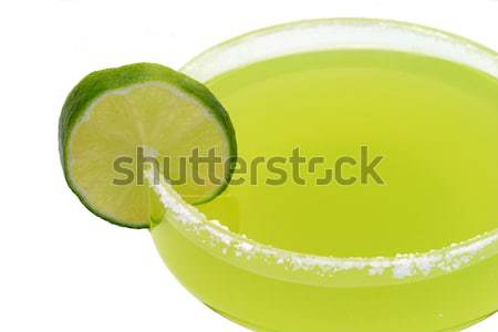 Green Margarita Pleasure Stock photo © lisafx