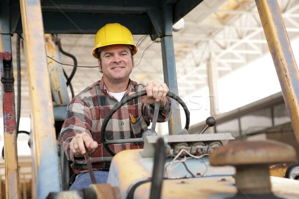 On The Job Stock photo © lisafx