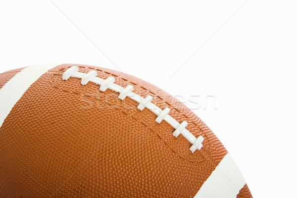 ストックフォト: サッカー · 孤立した · 白 · ルーム · 文字