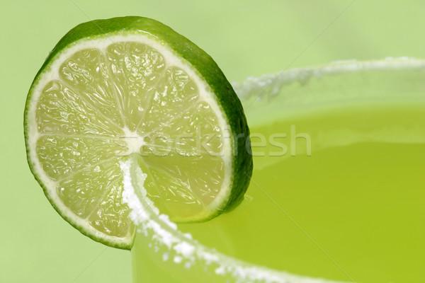 Luscious Lime on Margarita Stock photo © lisafx