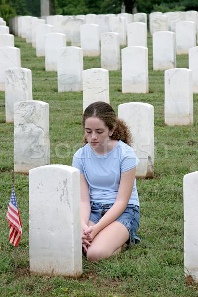 Casualties of War Stock photo © lisafx