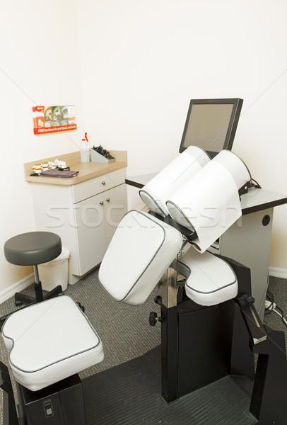 Chiropractoric Examining Room Stock photo © lisafx