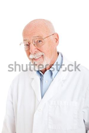 Pharmacist Scientist or Doctor Stock photo © lisafx