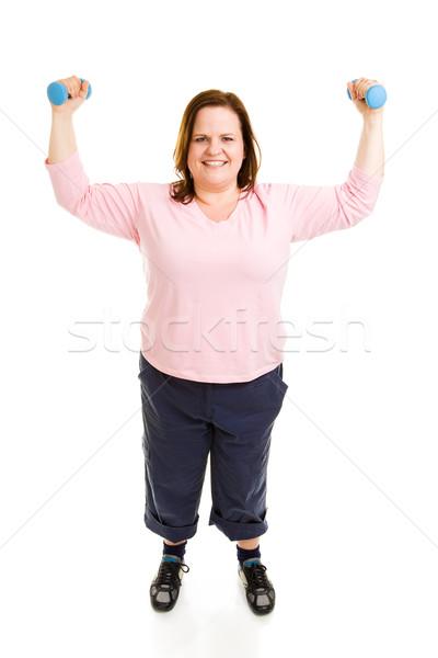 Full Body Workout Stock photo © lisafx