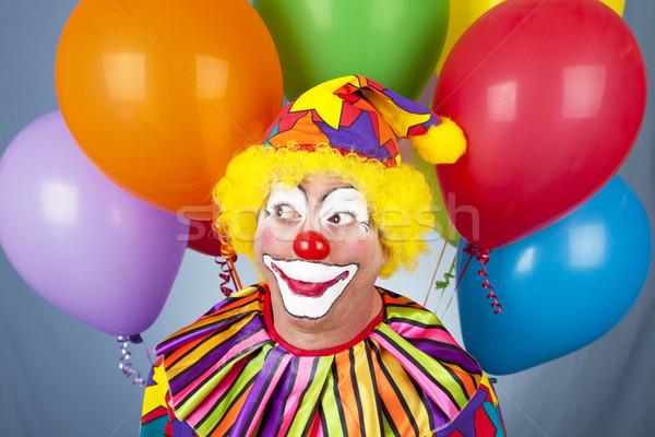Открытка клоуну к дню рождения 642