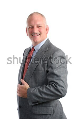 Friendly Business Man Stock photo © lisafx