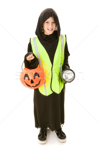 Halloween Safety Stock photo © lisafx