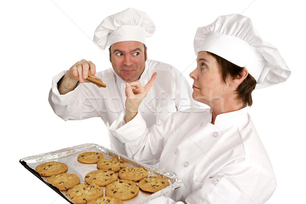 No Cookies For You Stock photo © lisafx