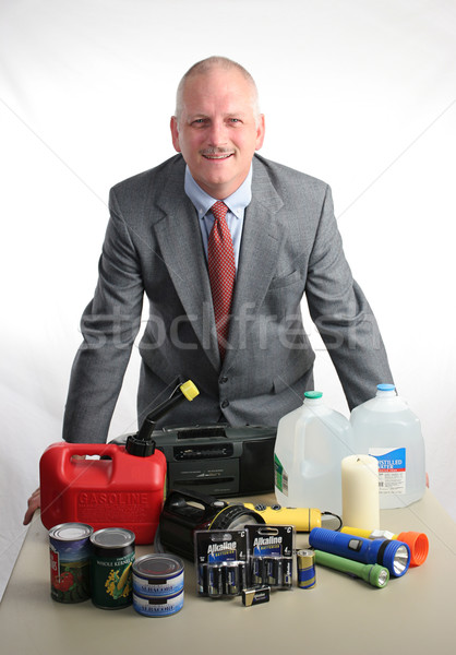 Hurricane Preparedness Stock photo © lisafx