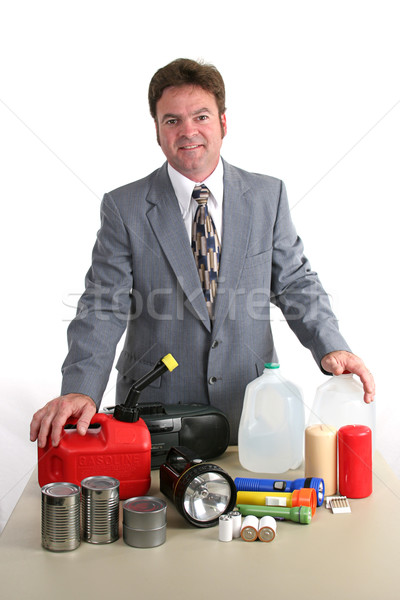 Stock photo: Hurricane Kit