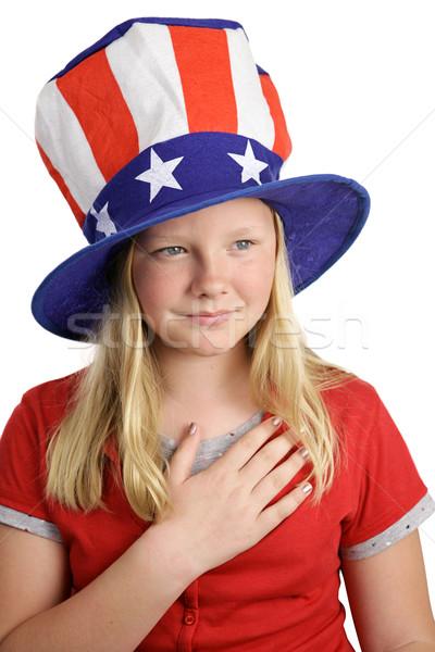 American Pride Stock photo © lisafx