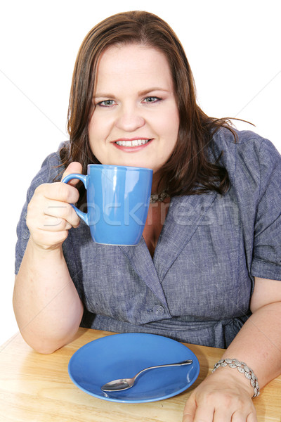 Businesswoman - Coffee Break Stock photo © lisafx