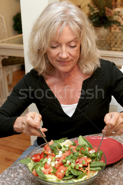 Healthy Eating For Fitness Stock photo © lisafx